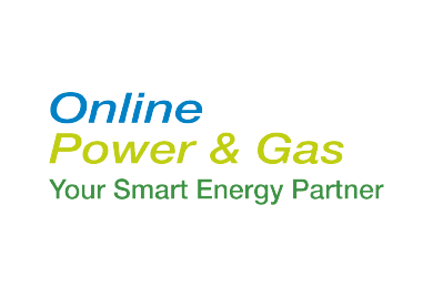 Online Power & Gas Logo