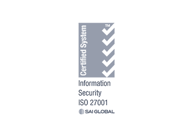 ISO 2701 Certified System
